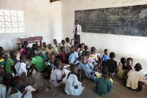 Scuola di Kasinthula, Malawi