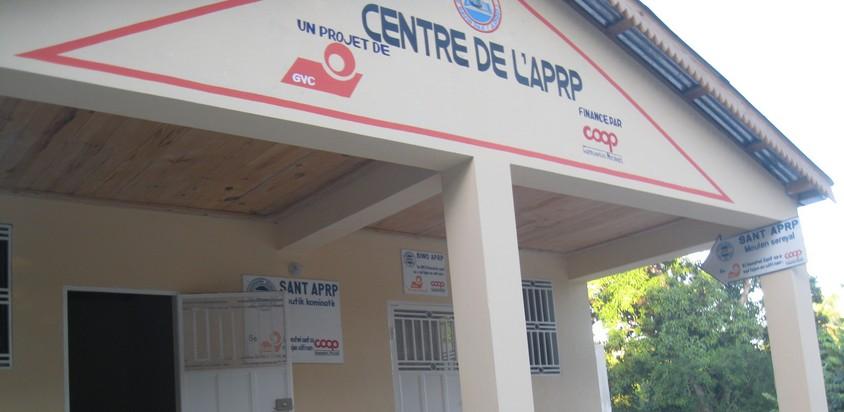 GVC e Coop ad Haiti
