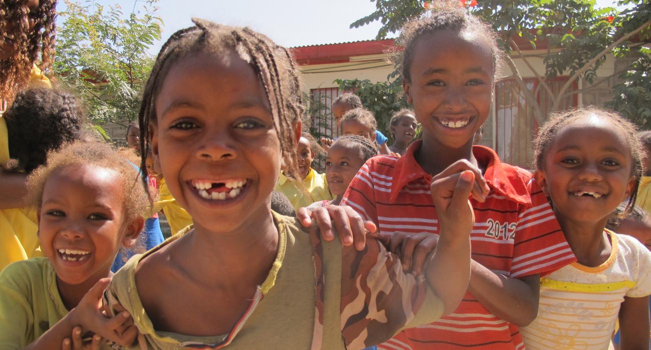 Uso del Premio Fairtrade di Linssen Ethiopia PLC