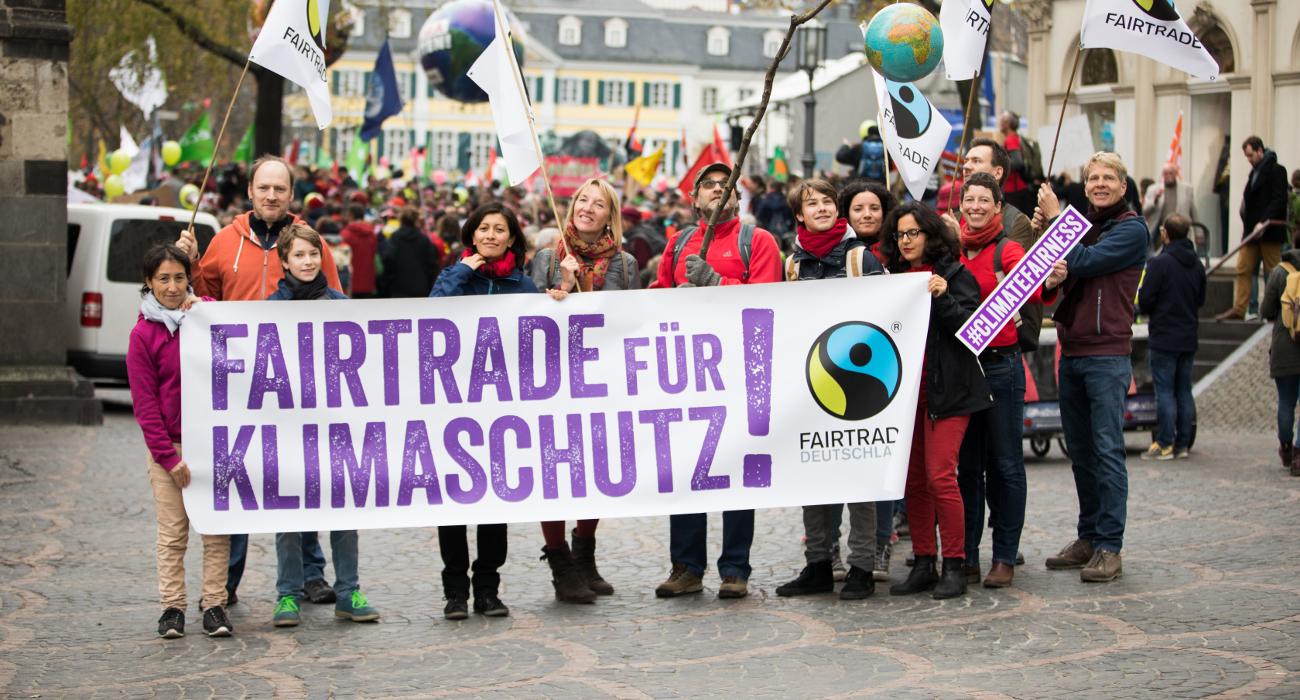 Manifestazione COP23