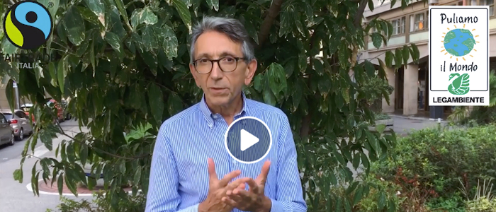 Giuseppe Di Francesco, Presidente di Fairtrade Italia