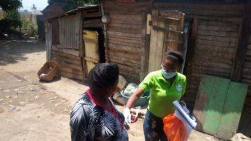 Campagna di assistenza medica presso i lavoratori di Banelino
