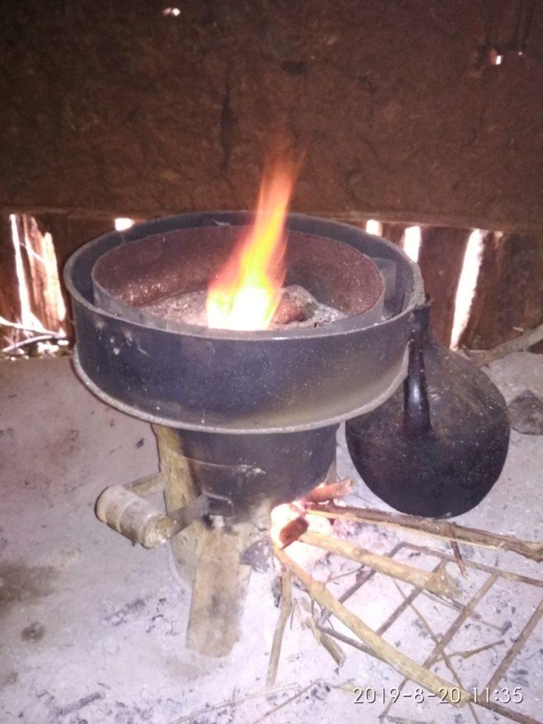 Il modello Tikikil di cucina migliorata