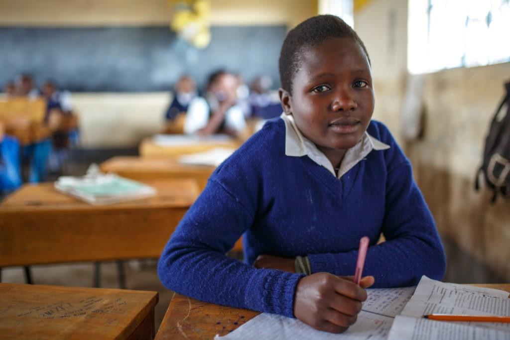 Il Premio Fairtrade di Harvest Ltd è stato investito in borse di studio per gli studenti della scuola secondaria