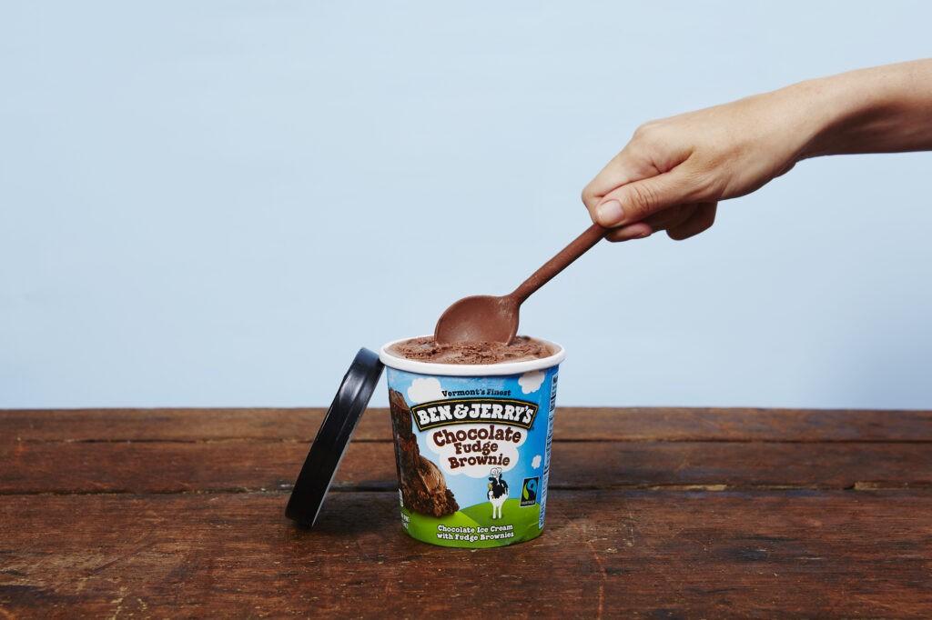 Barattolo di gelato Ben & Jerry's