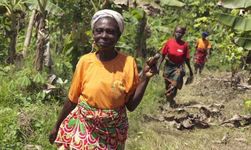 Impegno per l'emancipazione delle donne lavoratrici e contadine.