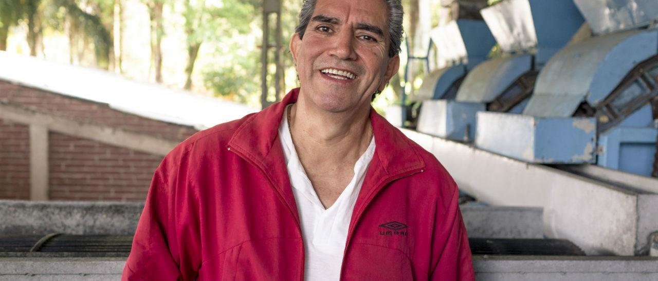 Josafat Hernández. tecnico di Huatusco. Copyright CLAC