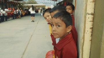 Bambini della scuola di La Quinta