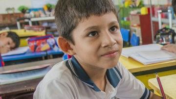bambini a scuola fairtrade
