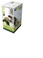 Caffè verde macinato con semi di anice