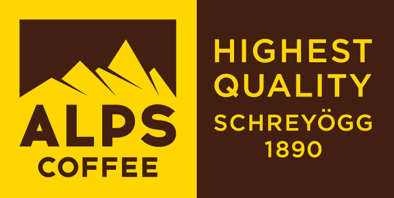alps coffee logo