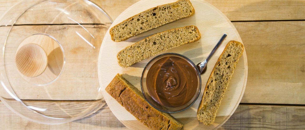 pan di spagna al caffè