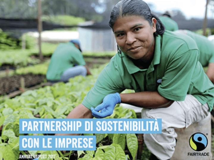 Partnership di sostenibilità con le imprese - Annual Report 2017