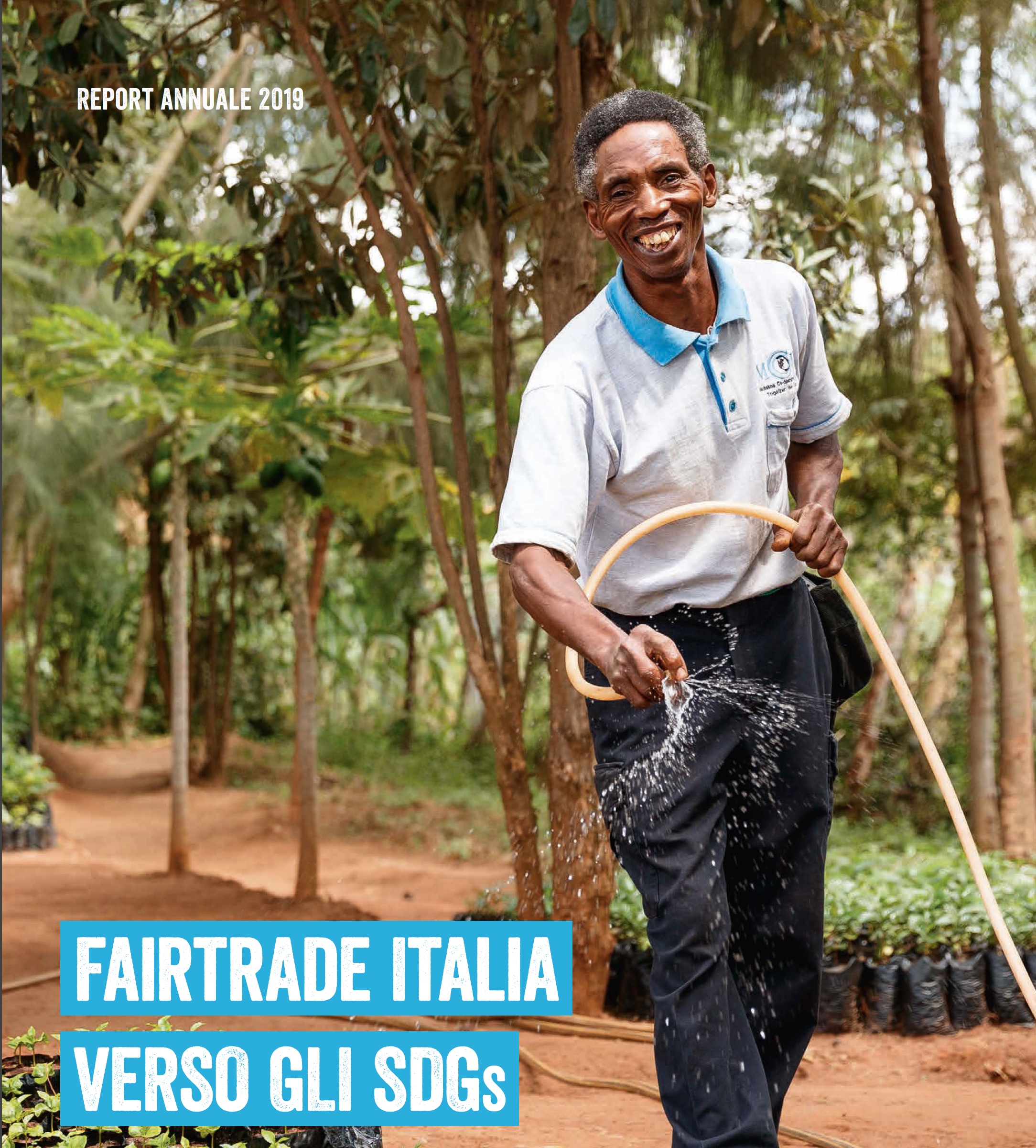 Report 2019 - Fairtrade Italia verso gli SDGs