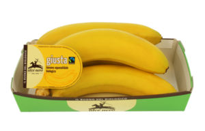 Banane Fairtrade Alce Nero
