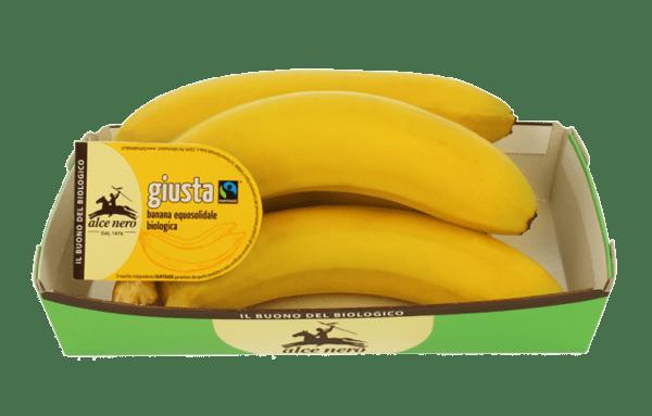 Banane Fairtrade Alce Nero