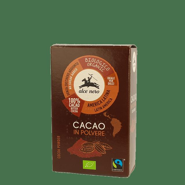 cacao fairtrade alce nero