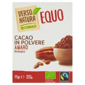 cacao amaro equo