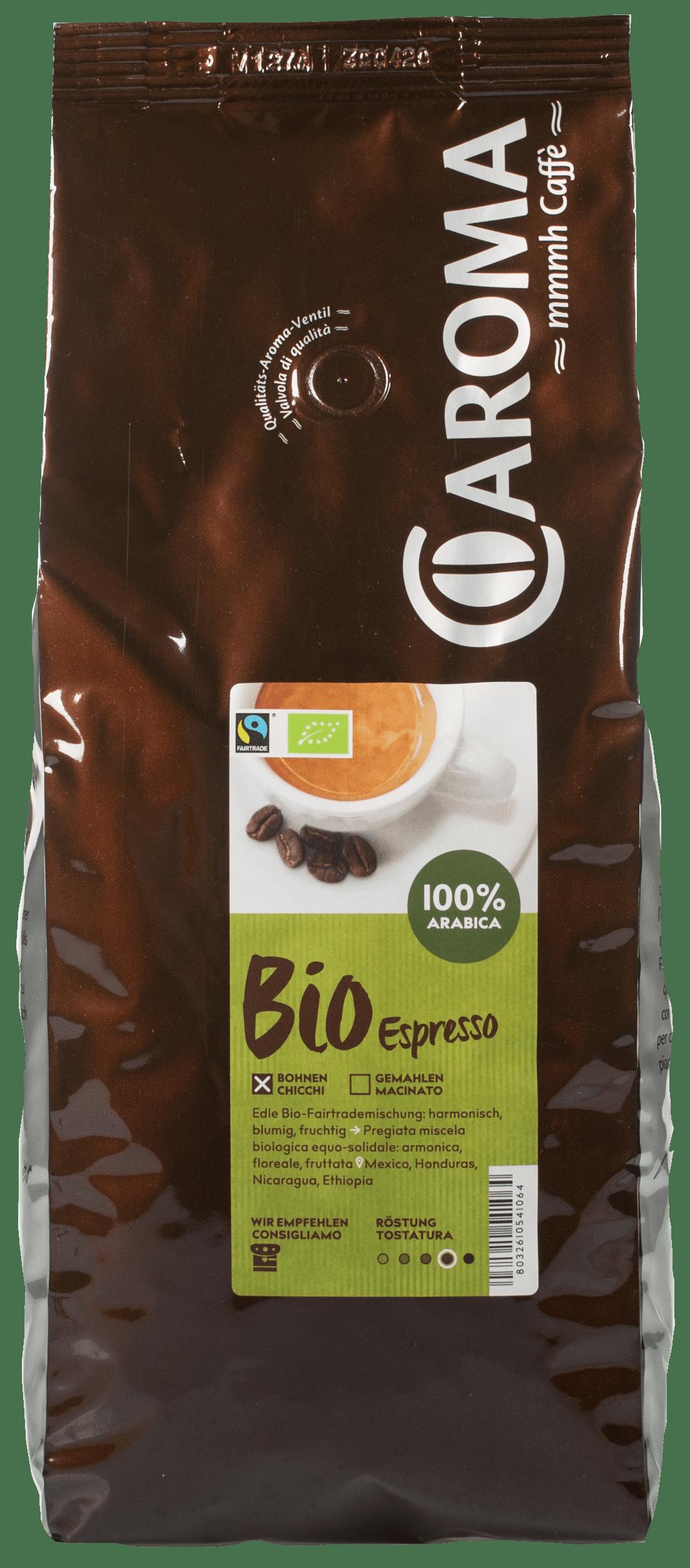 caroma caffè bio