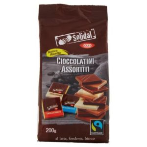 cioccolatini assortiti