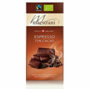 cioccolato fondente espresso