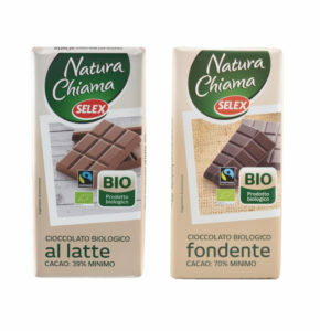 cioccolato biologico fairtrade