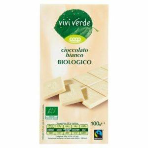 cioccolato biologico