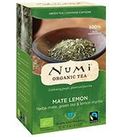 Mate Lemon - Tè verde