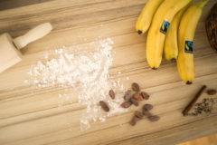 le ricette di Fairtrade con prodotti Fairtrade