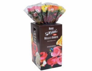 Rose e bouquet misti solidal coop