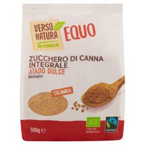 Zucchero di Canna Integrale Atado Dulce Biologico 500 g